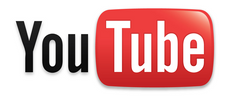 youtube logo P